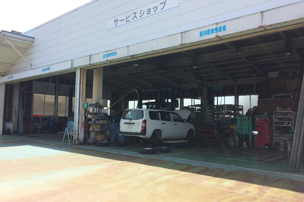 川崎検査ライン